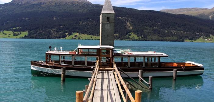Reschensee Südtirol
