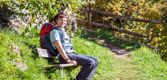 Wandern in Taufers im Münstertal