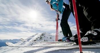 Skifahren Vinschgau