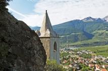 St. Ägidius in Kortsch bei Schlanders