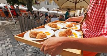 Marmor und Marillen Festival im Vinschgau