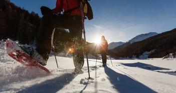 Schneeschuhtouren im Vinschgau