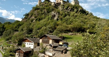 Turm Chalet im Vinschgau