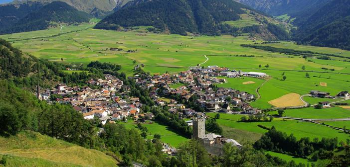 Südtirol Vinschgau Burgeis