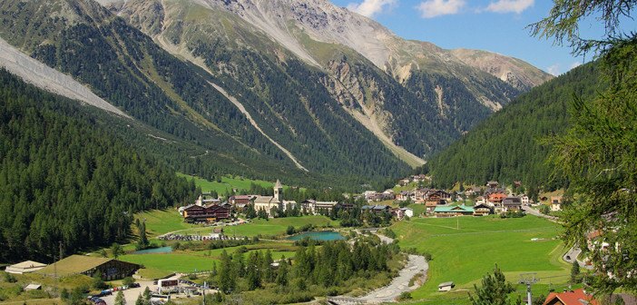 Sulden Südtirol Vinschgau