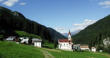 Das Trafoier Tal im Vinschgau