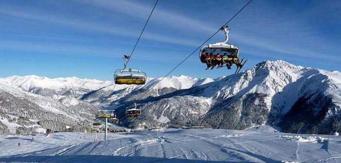 Schönleben Skigebiet Vinschgau