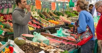 Visnchgau Wochenmarkt