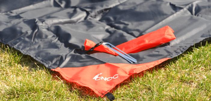 Wasserdichte Picknickdecke Test